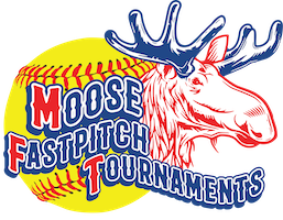 Moose Fastpitch Tournaments LLC Logo